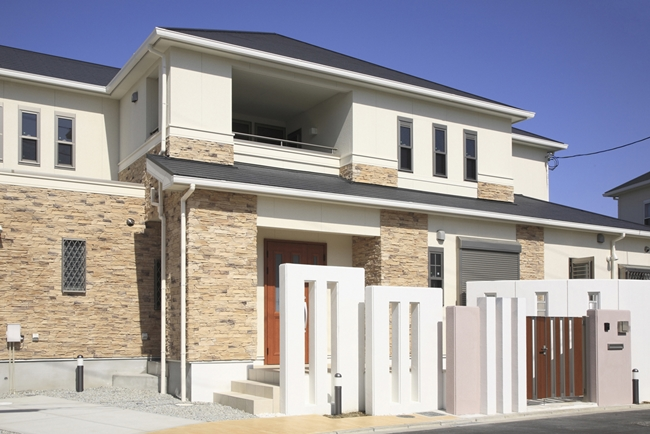 外壁・屋根の塗り替え